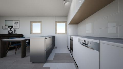 Bojan _ Kitchen 2 - Kitchen - by John Layne
