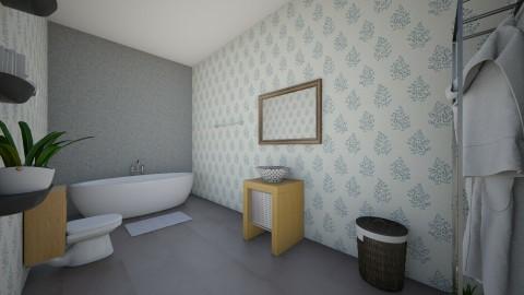 6 - Classic - Bathroom - by revenge77
