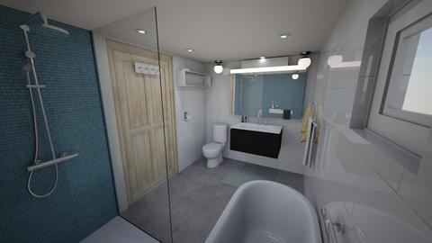 Badrum 2 - Bathroom - by robindeblanche
