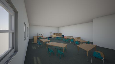 Classroom2 - Kids room - by CDKBJQZNFZYHMWTAMPNZZTKJNWRNVJU
