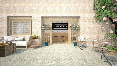 le bistro - by designmania