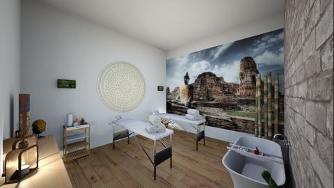 naturezenroom - Modern - Bedroom - by soralobo