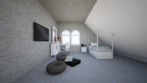 bedroom dream - Glamour - Bedroom - by Badgalriri