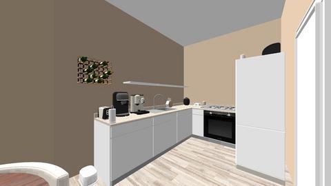 KC kitchen - Kitchen - by kiki123807
