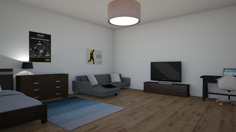 Olivers Room - Bedroom - by ab1300