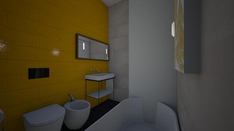 bathroom  room 1 out of 4 - Bathroom - by ppaige_2007