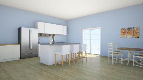 Kitchen - Kitchen - by JaguarQueen