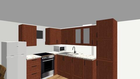kuhinja 61 - Kitchen - by ddaca