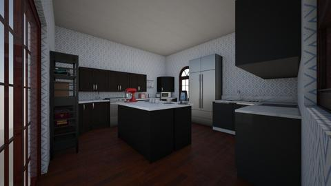 black ice _set_ - Glamour - Kitchen - by cupcake oncer