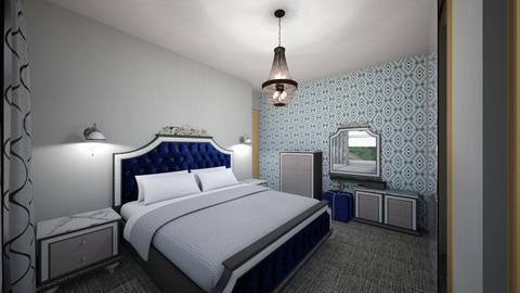 Airyhall Drive Master   - Bedroom - by Ibari
