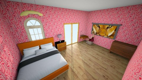 Sunrise Room - Modern - Bedroom - by ldertien2019