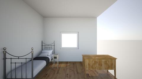 Banger - Modern - Bedroom - by tryggvibest