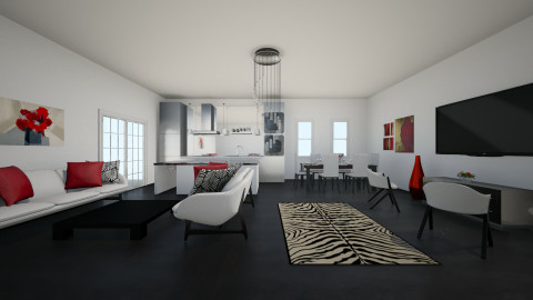 1st open concept - by imstephaniee_