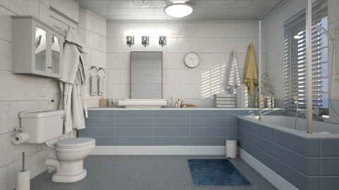 bathroom - Classic - Bathroom - by laughterlines