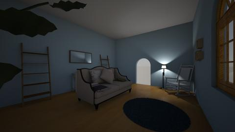 relaxing reading room - Minimal - by rainbows47