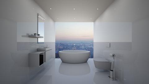 NY Bathroom - Minimal - Bathroom - by deleted_1579725055_athinast