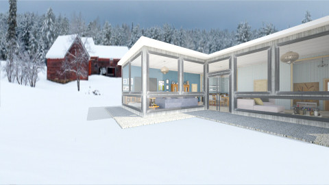 winter in wevertown - Garden - by Conchy