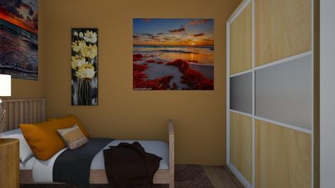 Template Sweden FlatBR - Bedroom - by Raven Storme