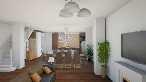 My home  - Living room - by JeSou