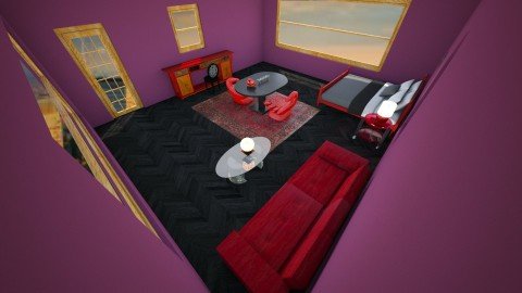 Lilys Room - Modern - Bedroom - by gloucestergirl04