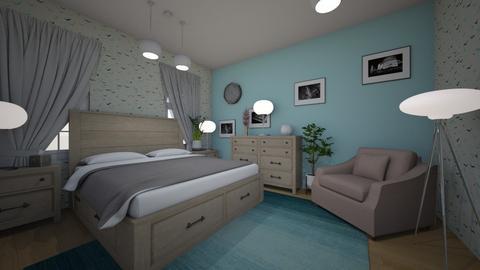Mama - Bedroom - by Zuzia2006