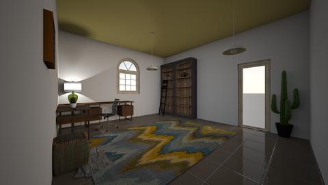 Arizona - Office - by Sheshe123