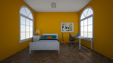 Guitar - Classic - Bedroom - by Twerka