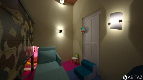 living room - Kids room - by DMLights-user-2177633