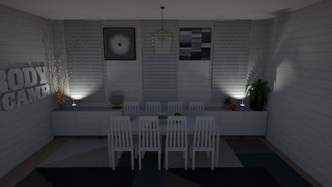 for friend - Dining room - by Vika100