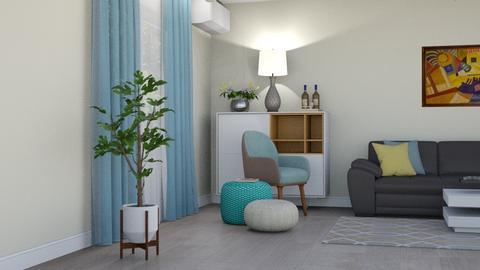 Mirela Badalan living2 - Modern - Living room - by Flori Santa