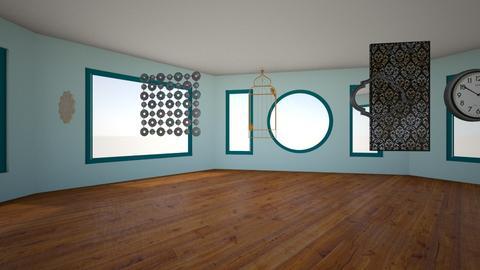 Gazebo Room - Bedroom - by ASKAbby