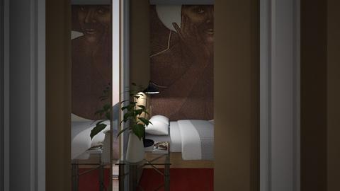Casa385Bedroom - Eclectic - Bedroom - by nickynunes