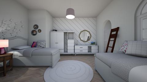 Twinning is winning - Feminine - Bedroom - by Ster