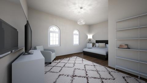 bedroom - Bedroom - by linneavihriala