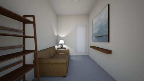 Grandpa Office Sofa - by jojodeedee