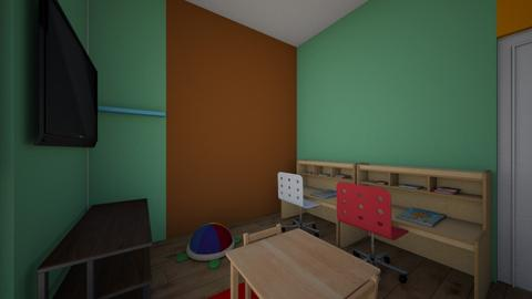 kids1 - Kids room - by kadmos7777