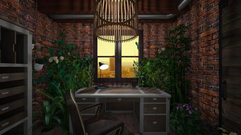 urban jungle ofice - Office - by ibon