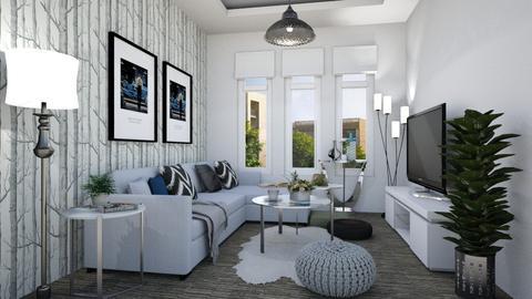 Trial 21 Sept - Living room - by arkitekturaUAE