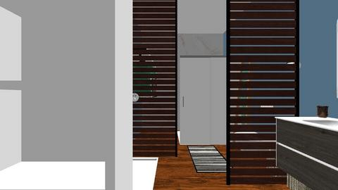 Revised Layout h - Bathroom - by rockdogg57