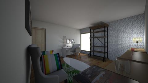 Bureau Eline - Modern - Office - by Celine Sansee