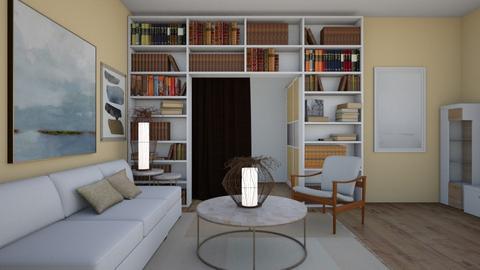 Template Sweden FlatLR - Living room - by Raven Storme