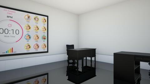 Office - Modern - Office - by Uroosa Bint E Haroon