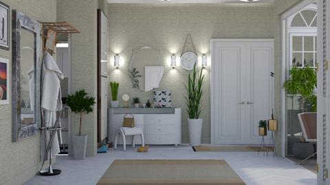hallway classic - by nat mi