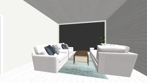 Living beach - Living room - by FabienneSchuler