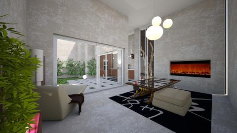 Japa - Living room - by nanabpf