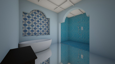 budapest bath - by Ty Levine