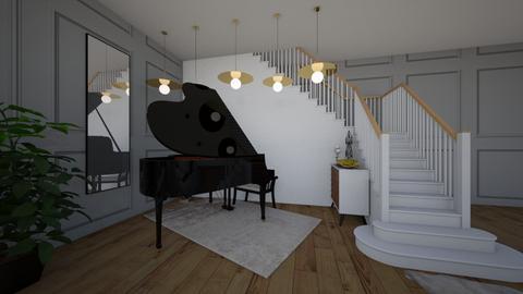 o - Living room - by ainguyen452