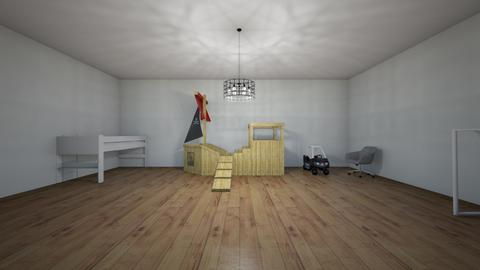 Philippe - Modern - Kids room - by Coily
