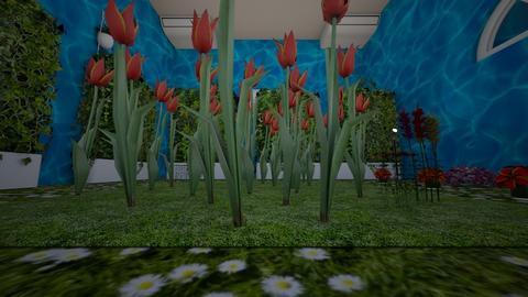 flower room - Garden - by jmmrls