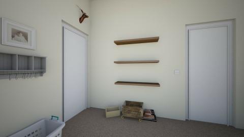 Shelves - Rustic - Kids room - by savannaroberts23